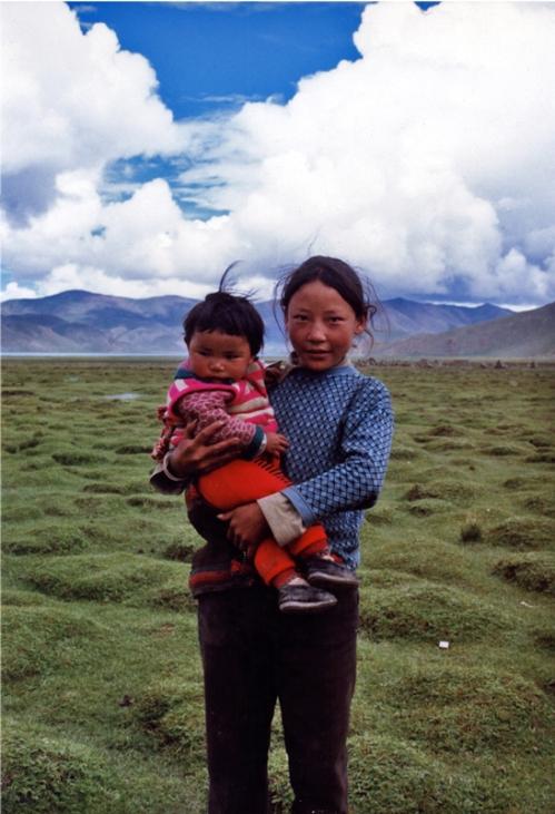 Tibetan-girlbaby